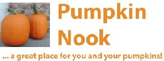 pumpkin,nook, growing, recipes, giants, logo
