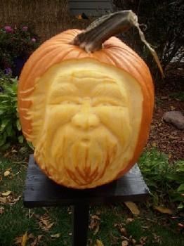 Halloween Pumpkin Carving Games