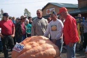Giant Pumpkin Weigh Off