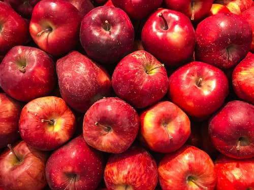 Apples, Delicious Variety