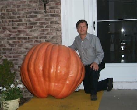 Pumpkin Goliath