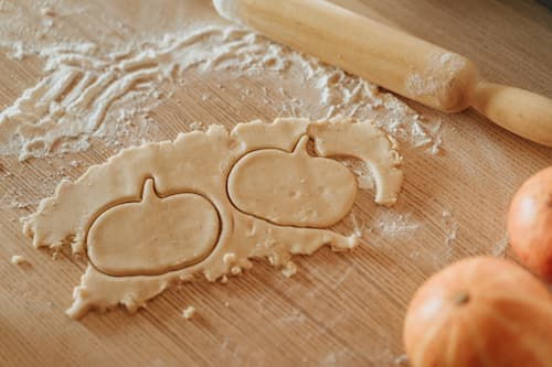Pumpkin Rollout Cookies